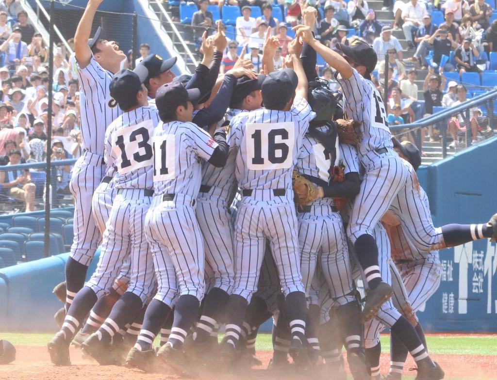 【高校野球】神奈川代表に東海大相模 4年ぶり11回目の夏切符