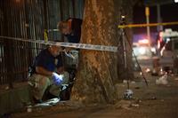 ニューヨークで銃撃 1人死亡11人けが