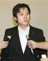 丸山氏、N国代表に回答へ 入党要請めぐり午後会談
