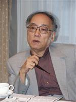 竹村健一さんは「辛口にして可愛げある人」 フジテレビ上席解説委員・平井文夫さん