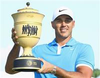ケプカが逆転V、日本勢ベストは今平の27位 世界選手権ゴルフ最終日