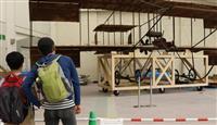 日本初の動力飛行機、アンリ・ファルマン機 8月から公開 埼玉・所沢