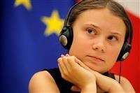 環境少女、8月中旬からヨットで大西洋横断へ スウェーデンの16歳 地球温暖化危機訴え