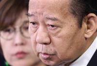 自民・萩生田氏 与野党から批判 衆院議長交代に言及 「立場考えて」二階氏注意