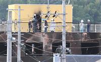 ネットに「原稿叩き落とす」 昨秋に書き込み集中、京アニ火災関連捜査