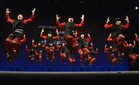 【動画あり】10チーム全国へ ダンス部選手権近畿・中国大会初日