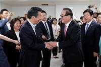 公明代表も韓国批判 来日議員団に「国民が失望」