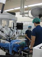 「手術支援ロボ」保険診療開始 腎がんと子宮がん 滋賀県立総合病院 8月から