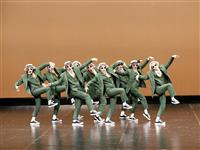 高校ダンス部選手権九州大会、鎮西など4チームが全国切符