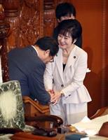 参院議長に山東氏選出 臨時国会召集