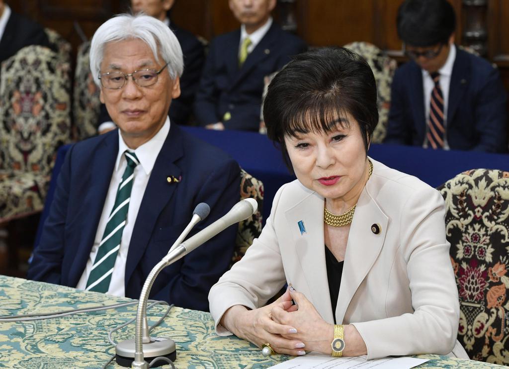 山東議長と小川副議長が会派離脱 衆参両院の勢力分野 - 産経ニュース