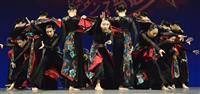 【動画あり】大阪府から全国切符9校 日本高校ダンス部選手権近畿・中国大会