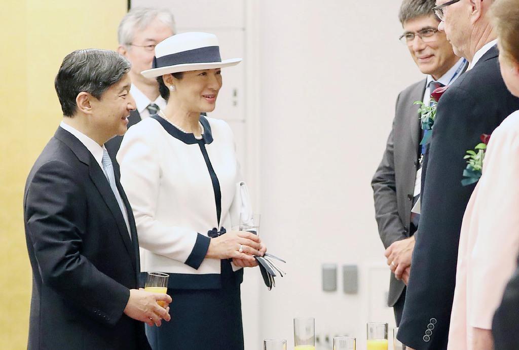 皇室ウイークリー 両陛下・国際シンポジウム