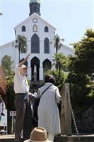 長崎・天草キリシタン遺産登録1年 信仰と観光の両立模索 地元に「おもてなし疲れ」も