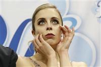 ワグナーが性的被害訴え フィギュアで五輪団体銅