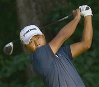 小平智は27位、松山英樹は46位 米男子ゴルフ第1日