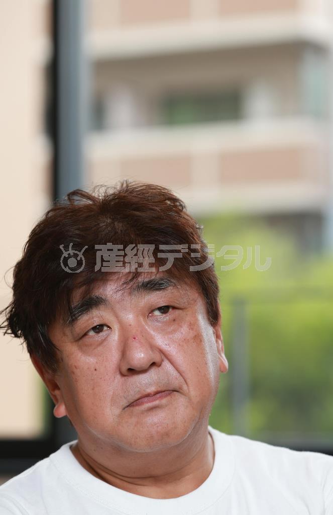 「東北や熊本の被災地で出会った人たちのことはいつも頭にある」という佐渡裕さん(恵守乾撮影)
