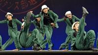 【動画あり】計10チームが全国大会へ ダンス部選手権近畿・中国大会