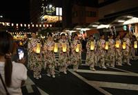 街を彩る提灯行列 水戸黄門まつりがリニューアル