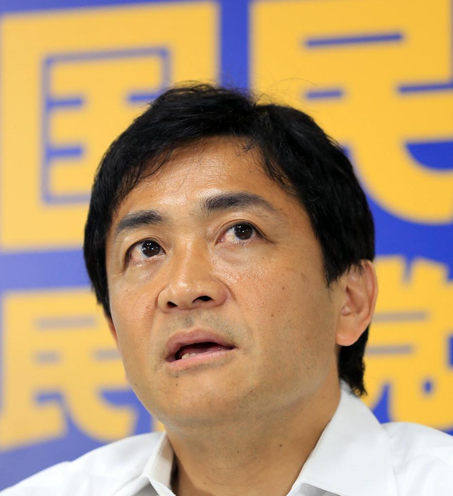 改憲派の離党に危機感 国民・玉木代表 YouTube動画>1本 ->画像>7枚