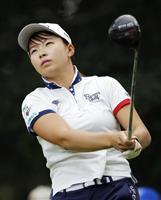 2位の渋野「初メジャーでできすぎ」 全英女子ゴルフ