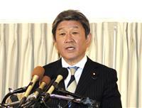 米、早期妥結へ譲歩 日米貿易交渉 月内に再協議
