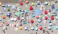 列島、厳しい暑さ続く、5日も熱中症注意