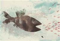 「スイミー」や野ねずみ「フレデリック」… みんなのレオ・レオーニ展 多彩で陰影ある作品…