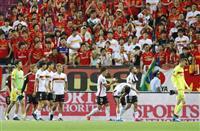 名古屋が10戦未勝利、風間監督「進んでいくしかない」 サッカーJ1