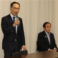 大野元裕氏の辞職許可 参院埼玉選挙区、10月27日補選