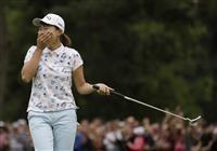 ソフトボールにも没頭、昨年夏にプロテスト合格したばかり 全英女子ゴルフ制覇の渋野