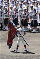 大阪桐蔭は1人で優勝旗返還 夏の甲子園開会式リハ
