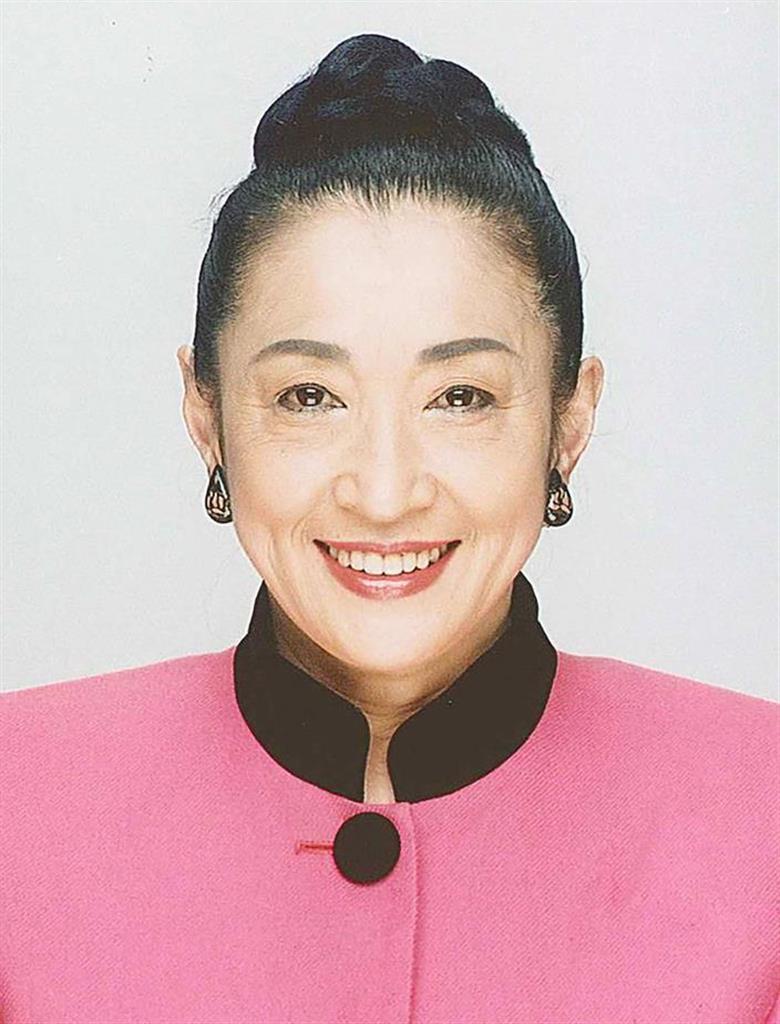 俳優の白石奈緒美さん死去