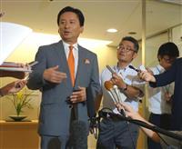 九州新幹線長崎ルート「佐賀の将来考え、交渉を」フル規格へ前進、知事の反発に懸念も