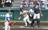 八戸学院光星が2回戦へ 夏の甲子園第1日第1試合