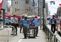 電車の熱中症、東京五輪へ課題 密閉空間で温度急上昇