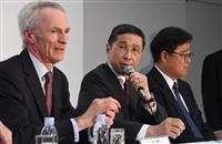 【経済インサイド】日産総会にトヨタ車で現れたルノー会長、同床異夢の連合の行方