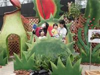 食虫植物の気分楽しんで とちぎ花センターで企画展
