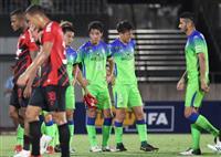 J1湘南、南米杯王者に完敗 杉岡「いい経験と言いたくない」