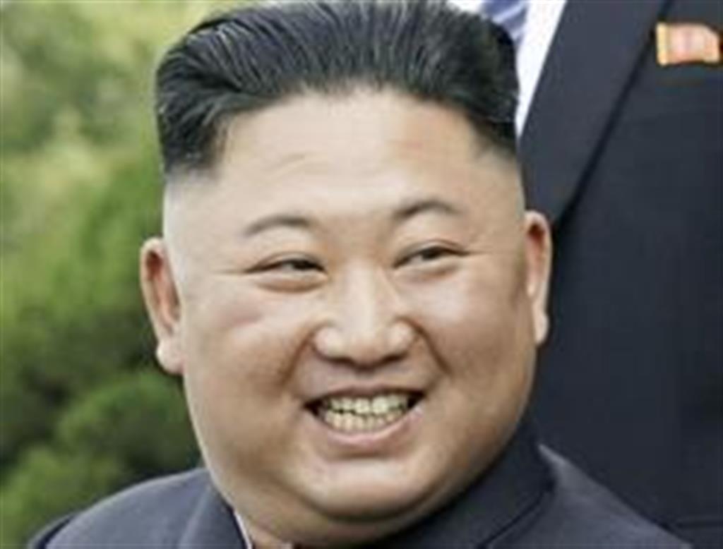 北朝鮮の金正恩・朝鮮労働党委員長=6月30日(ロイター)