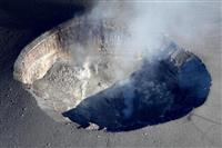 浅間山噴火、人的被害なし