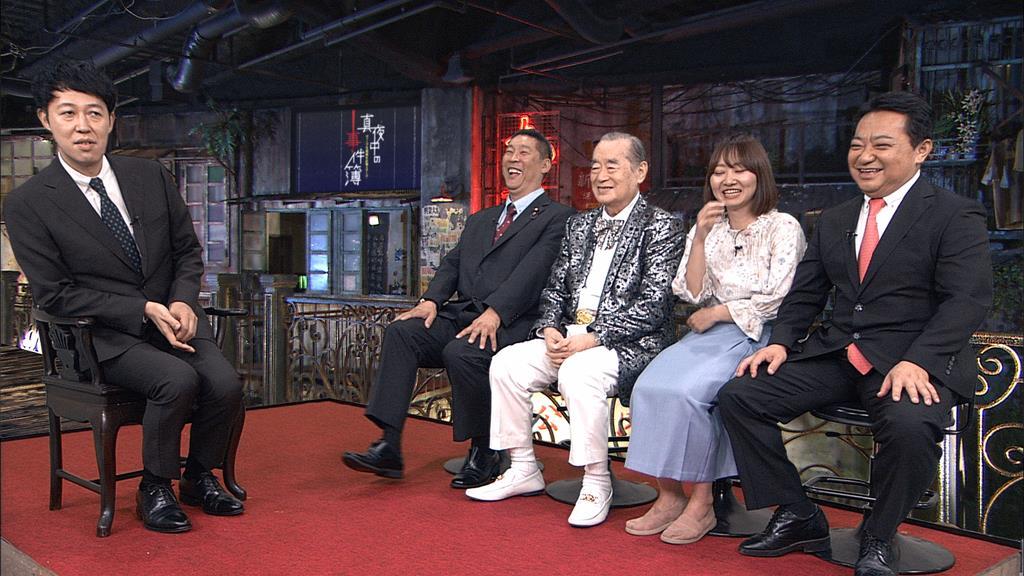 N国・立花党首×小籔千豊 謎多き党内を徹底取材