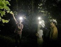 夜の植物園を探検 花の文化園で18日から