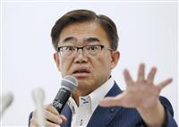 愛知県知事が反論、「辞職相当」大阪府知事発言に