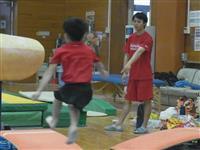 コナミ体操部・小林研也コーチが埼玉・草加の体育館で描く未来