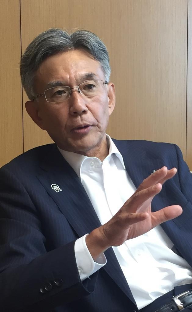 JA全農新理事長、農畜産物輸出「中国向け力入れたい」