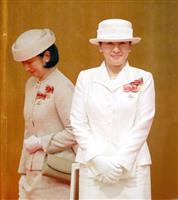 【皇室ウイークリー】(602)天皇ご一家が原爆犠牲者悼まれ 皇后さま、看護師らに記章ご…