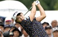 渋野は11位、申トップ 女子ゴルフ第1日