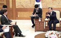 エスパー米国防長官が日米韓協力でクギ 韓国国防相は「日本の報復が安保協力に悪影響」と非…