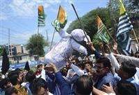 インド政府、仲裁拒否 国連総長は自制呼び掛け ジャム・カシミール州の自治権剥奪で印パ対…